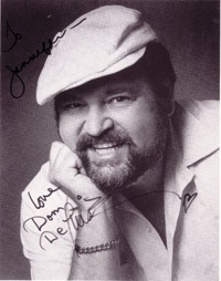 Dom Deluise and Dyslexia NJ